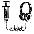 ADDICT ABSTRACT HIPHOP SOUND